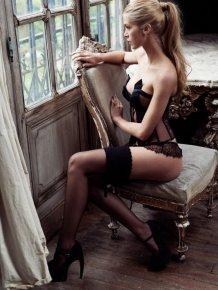 Katuscia Torres in lingerie