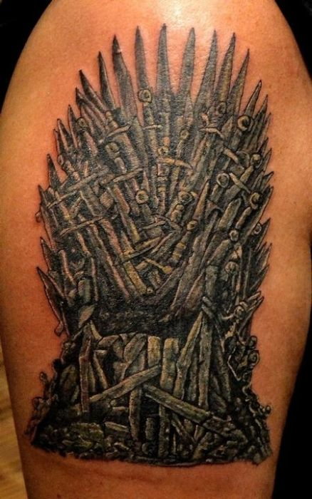 """Game Of Thrones"" Tattoos"