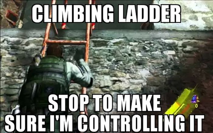 Funny Gaming Photos