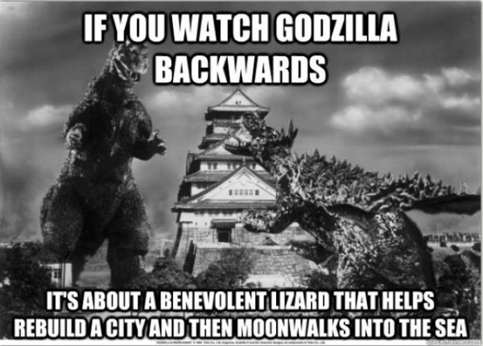 If You Watch Movies Backwards