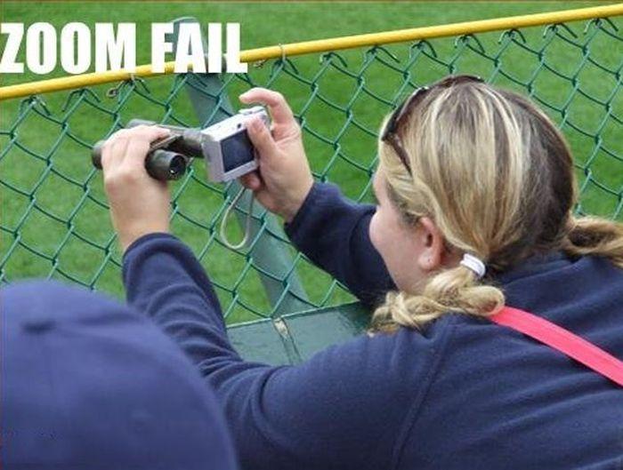 Blond Fails