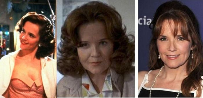Back to the Future Cast. Young, 30+ Years Makeup and Now