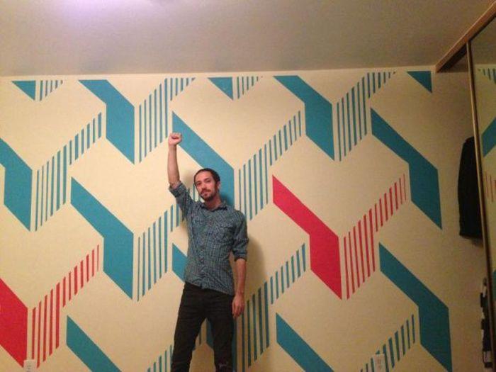 Wall Art by a Programmer