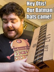 This Is Not a Batman Birthday Hat