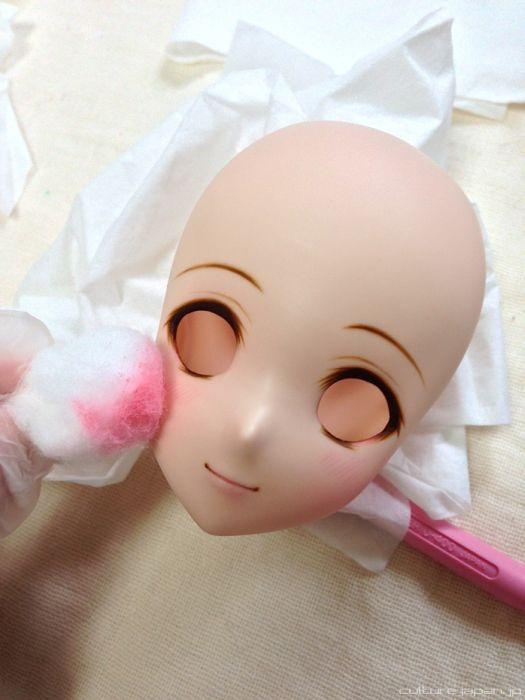 Guy Builds an Anime Doll
