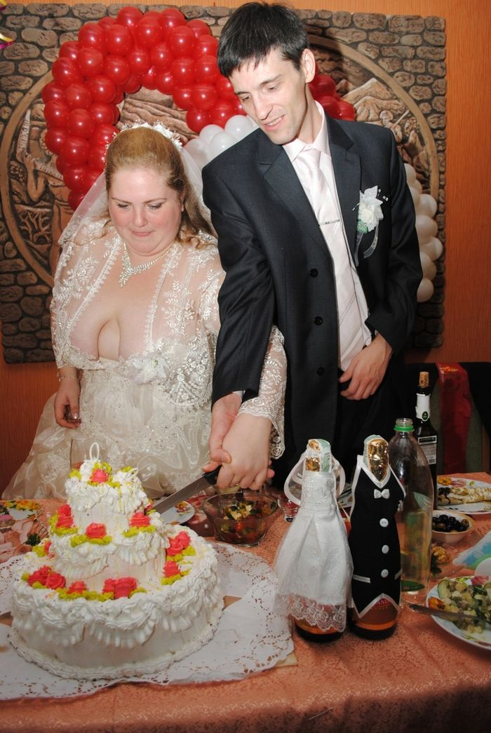 The Worst Wedding Dress Ever