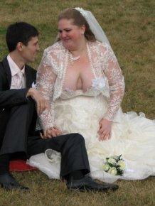 The Worst Wedding Dress Ever