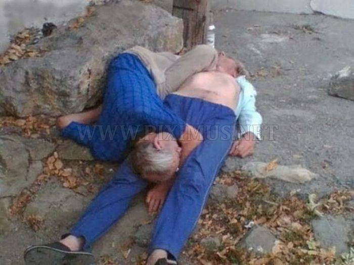 Drunk Russians