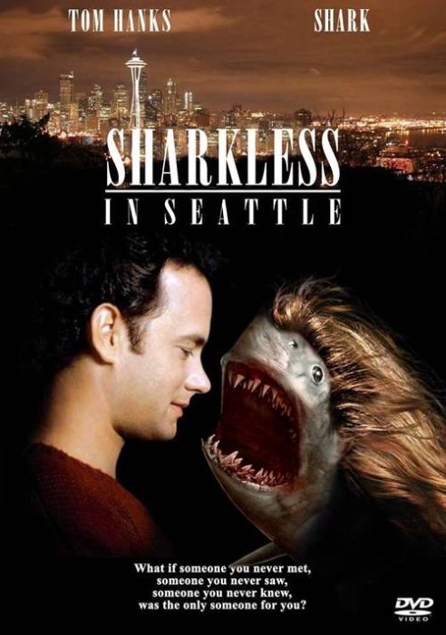 Every Movie Can Be a Shark Movie
