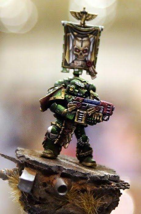 Re:alpha legion: 6th company