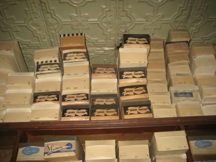 Vintage Family Shoe Store
