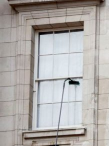 How to Wash a Window