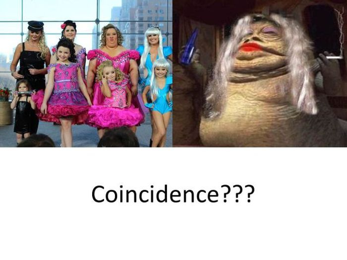 Coincidences, part 3