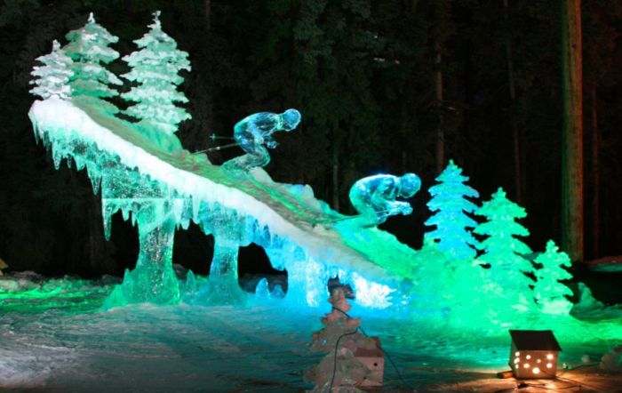 The World Ice Art Championship