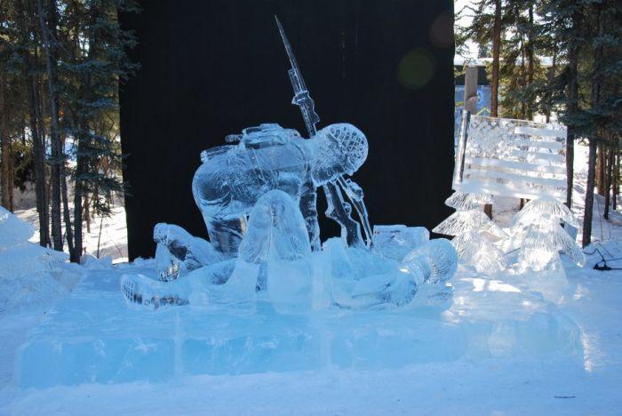 The World Ice Art Championship