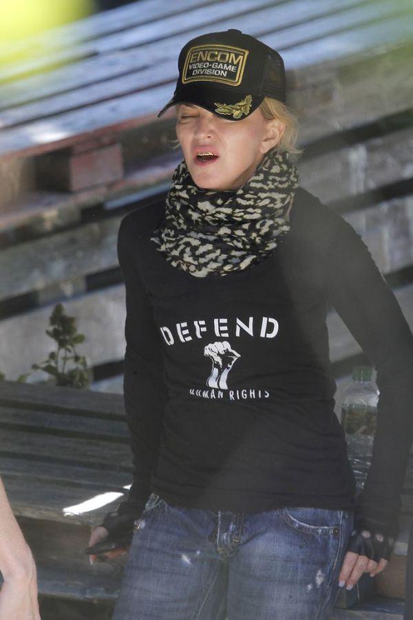 Bling-Bling Madonna