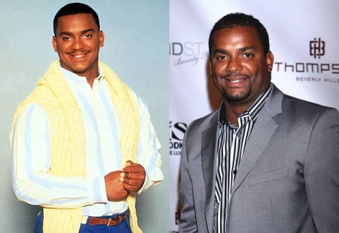 The Cast of 'The Fresh Prince of Bel-Air' Then & Now