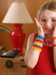 Abigail Breslin, Little Miss Sunshine, Then and Now