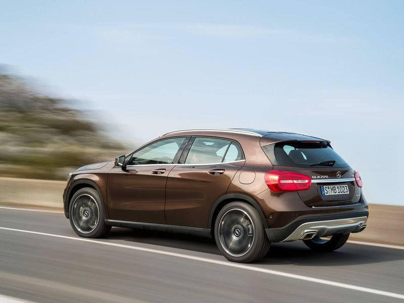 Mercedes-Benz GLA | Vehicles