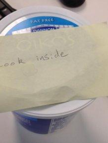 Yogurt Thief