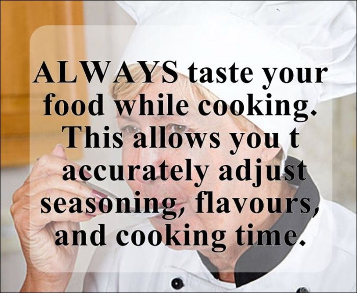 Tips and Tricks About Cooking