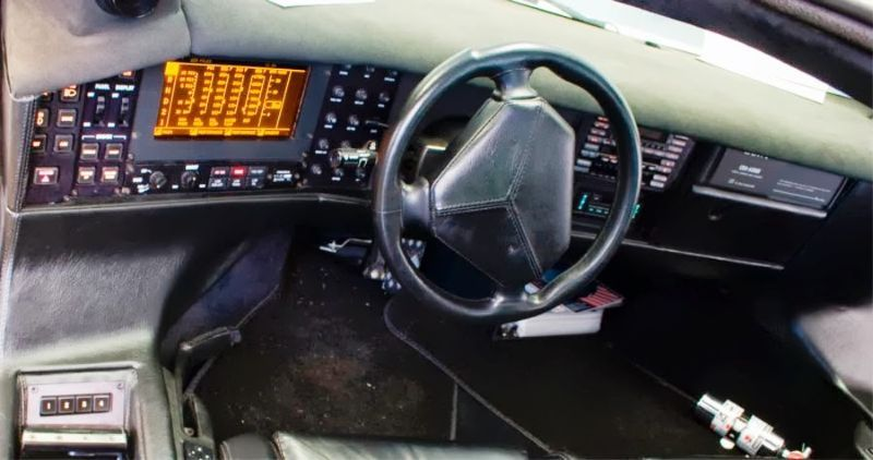 Auto dashboards of the 80s