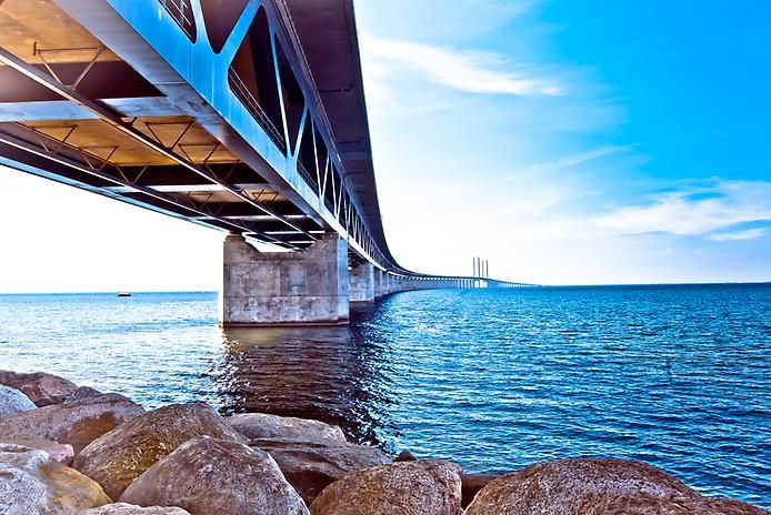 Oresund Bridge-Tunnel