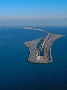Oresund Bridge-Tunnel