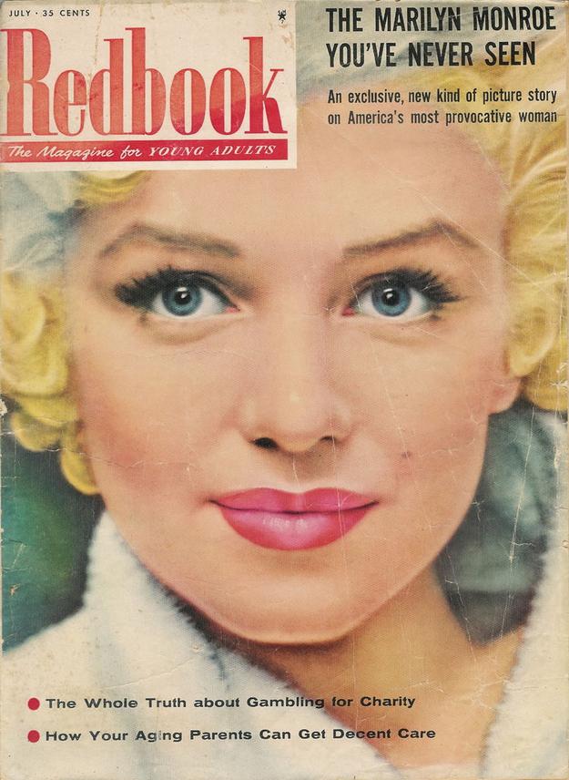 Rare photos of Marilyn Monroe in New York