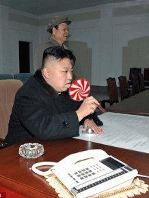 Funny Kim Jong Un GIFs