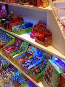 Toy Store in Budapest Sells Adult Toy to Kids