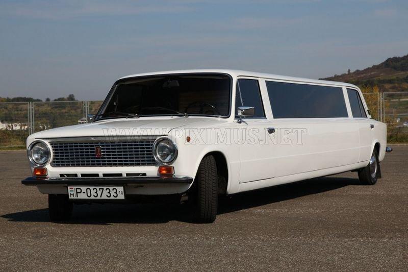 Vaz 2103 Limousine Vehicles