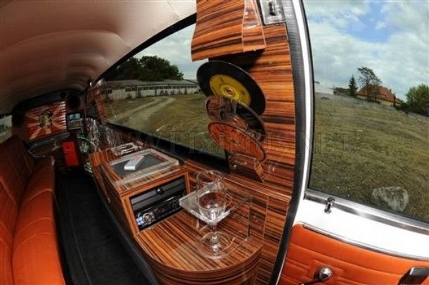 VAZ 2103 Limousine