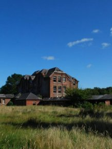 Whittingham Asylum, Preston, England