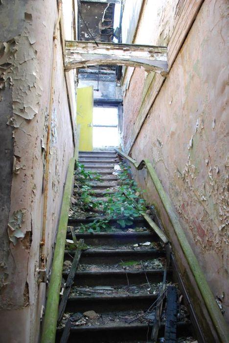 Whittingham Asylum, Preston, England