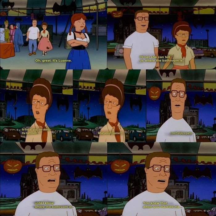King of the Hill Quotes | Others