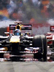 Formula 1 Turkey Grand Prix 2011