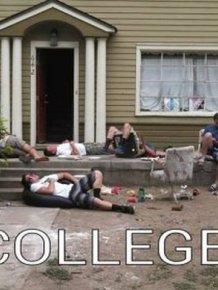 I Miss College