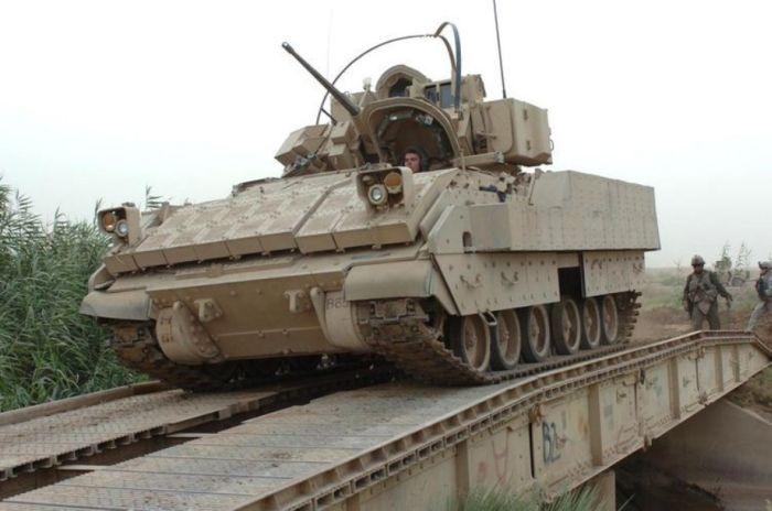 M2/M3 Bradley Fighting Vehicle
