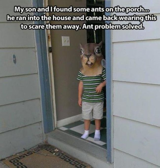 Funny Photos of Kids