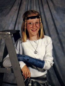Hilarious School Photos