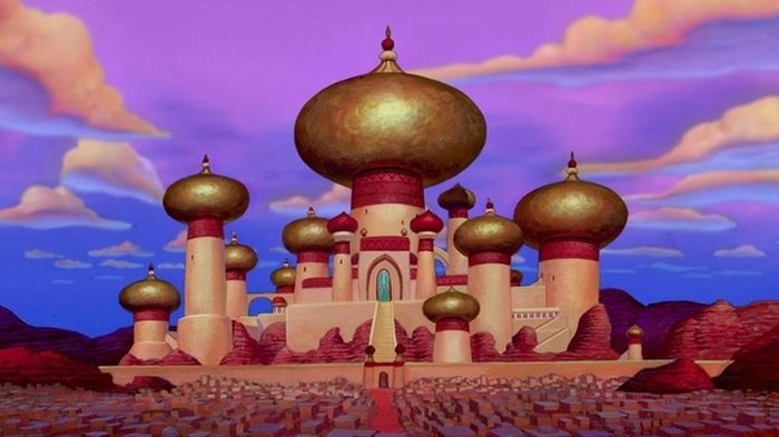 Real Life Locations That Inspired Disney Films