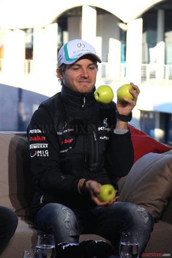 Behind the scenes the Turkish Grand Prix 2011