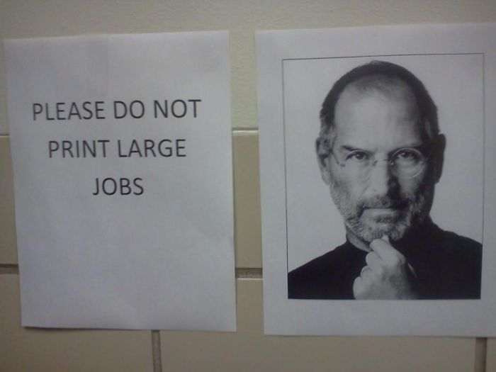 Passive-Agressive Office Notes