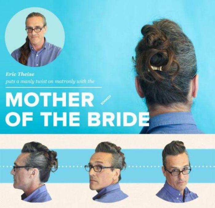 Astonishing Guys Try Out Girly Hairstyles Fun Schematic Wiring Diagrams Phreekkolirunnerswayorg
