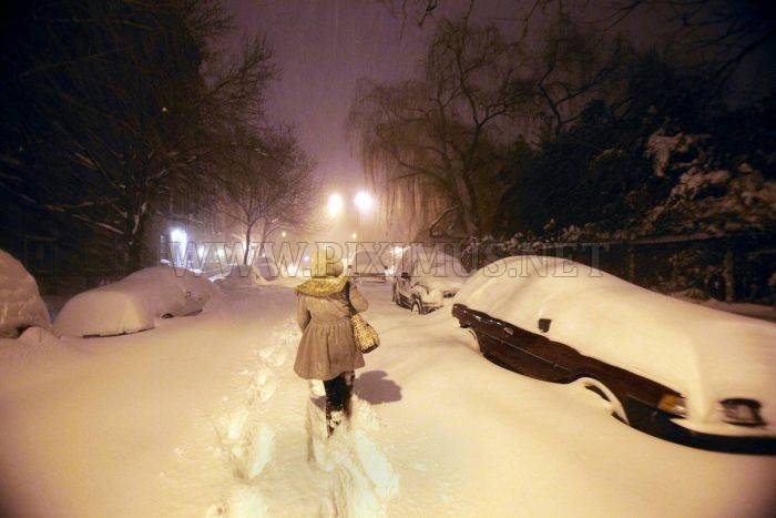 Winter Storms in the USA