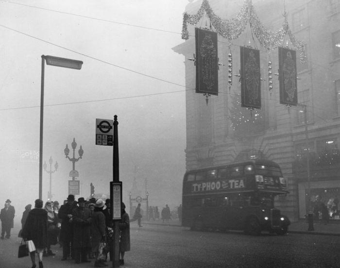 London Fog of 1952, part 1952