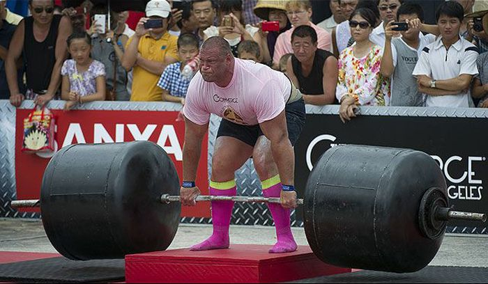 2013 World's Strongest Man
