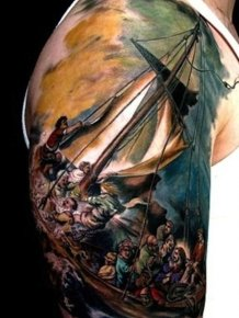Art Tattoos