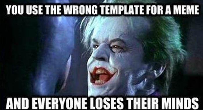 The Best of The Joker Meme